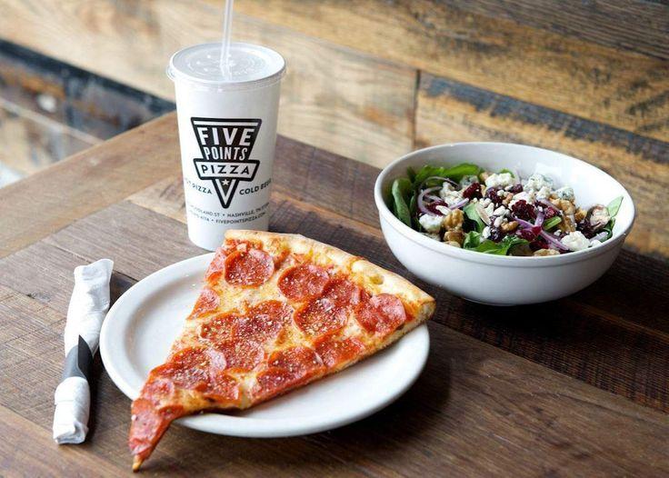 Thrillist $5 eats in Nashville. Five bucks will fill you up.
