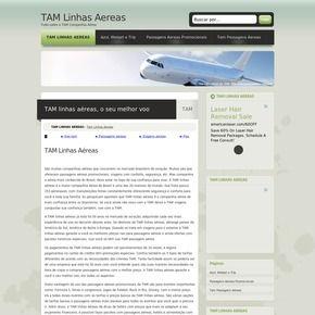 Tam Linhas Aéreas - Passagens Promocionais. Melhores Preços.