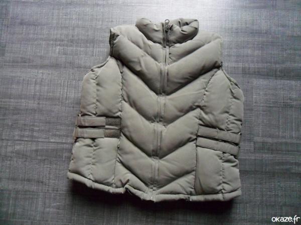 Veste doudoune - Veste doudoune sans manches