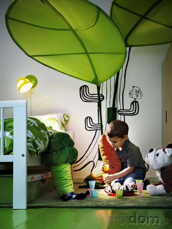 Detská izba je pre deti to isté ako pre dospelých celý byt. Je miestom, kde sa hrajú a zabávajú, kde tvoria a učia sa, oddychujú, spia a kam sa utiekajú pred dospeláckymi zákazmi a príkazmi. Majú v nej všetko, čo z ich izby vytvára jedinečný detský svet. Pred každého rodiča sa raz postaví jedna z najväčších výziev a budú musieť spraviť maximum pre svojho najmladšieho – farebný projekt DETSKÁ IZBA.