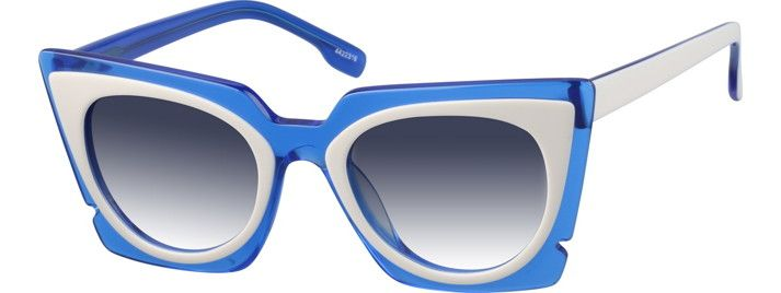 Melrose Cat Eye Sunglasses Zenni