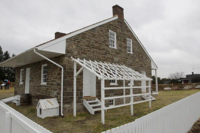 Robert E. Lee's Gettysburg headquarters gets $6M facelift - 10News.com KGTV ABC10 San Diego