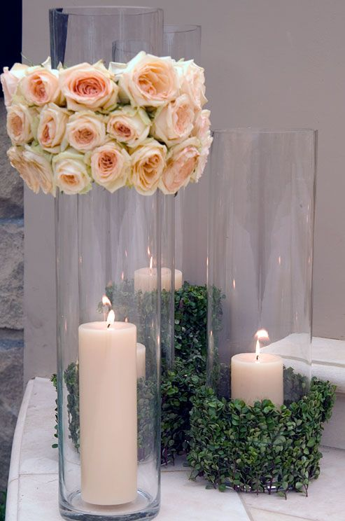 candles & Flowers