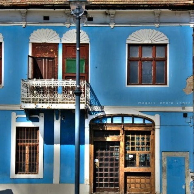 House in Szentendre, Hungary