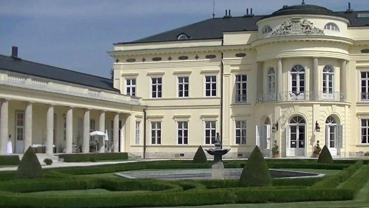 Fehérvárcsurgó.  Károlyi kastély.