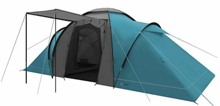 Portal Outdoor Unisex S Two Beta 6 Spacious 2 Bedroom Tent 2 Bedroom Tent Tent Tent Living