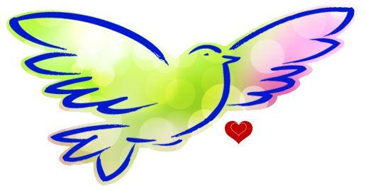 Visit Cecil Morrison's Dove, and donate!