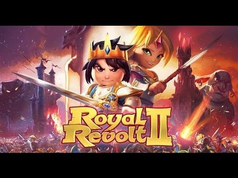 Royal Revolt 2 - Game Player Android