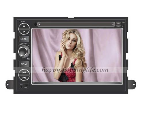 Ford Five Hundred Android Autoradio DVD GPS Digital TV Wifi 3G