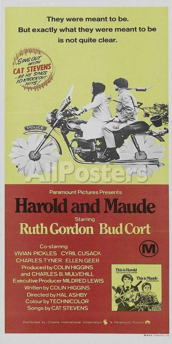 Harold and Maude Print - AllPosters.co.uk