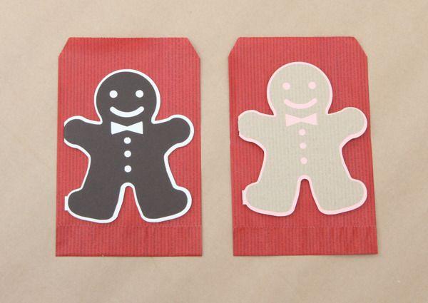 ☆XMAS FAIR SPECIAL☆ジンジャーブレッドマンをモチーフにしたクリスマスカードのセットです。型から制作したオリジナルデザインのジンジャークッキー。クリスマス限定デザインです。 オレオ(白クリーム)と全粒粉(いちごクリーム)のジンジャーマンの2枚セットです。それぞれ赤のクッキー袋がつきます。可愛くてにくめないジンジャー君をクリスマスカードにぜひお使いください。※クラフトペーパーを...