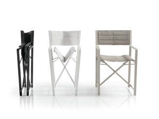 CROSS | Aluminium garden chair
