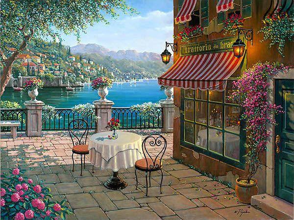 """Bellagio Memories"" by  Bob Pejman"