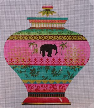 Colors of Praise Needlepoint