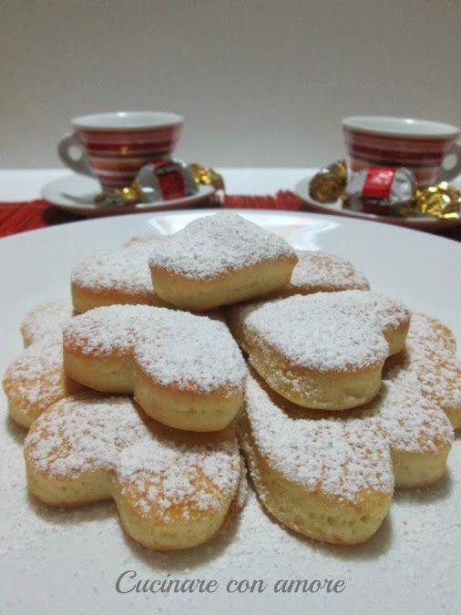 Biscotti soffici alla ricotta senza burro e olio…