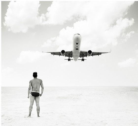 En Fotos: Los Increíbles Aterrizajes De La Isla De Sint Maarten
