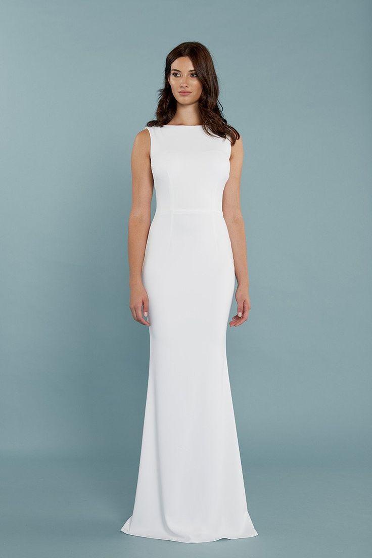 45 best White/Ivory Bridesmaids images on Pinterest | Brides ...