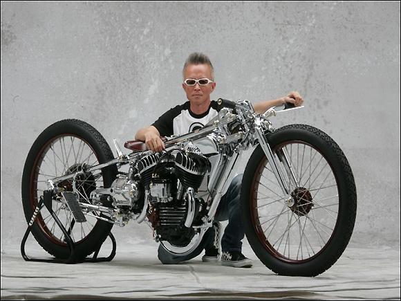 Torneio mundial de construtores de motos custom - MOTO.com.br