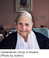 The secrets of long living in some interviews to the centenarians of #Ogliastra #Sardinia