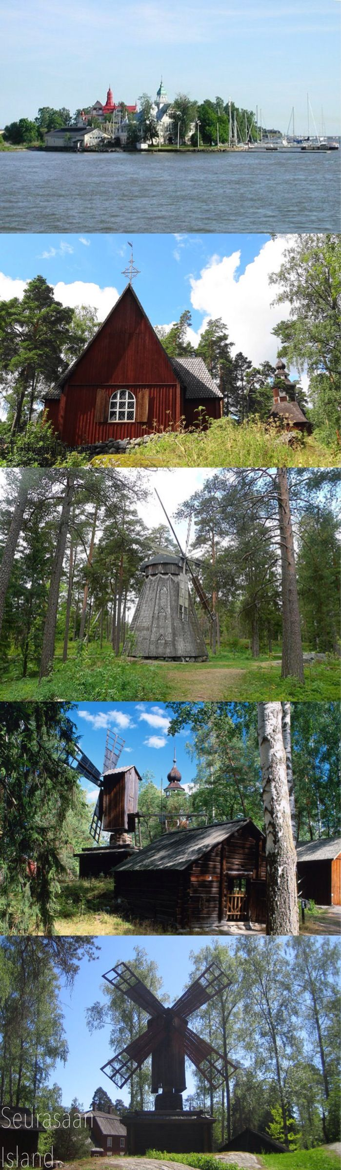 Helsinki, Finland- Seurasaari Island. If you only have 1 day in Helsinki you should head here to get a true feel of Finnish history and nature in just a couple of hours.