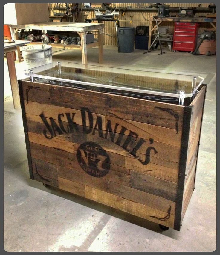 Jack Daniels Old Timey Bar