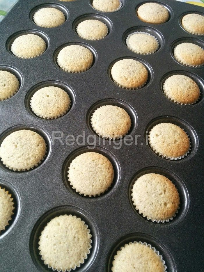 Mini cupcakes alla lavanda  6