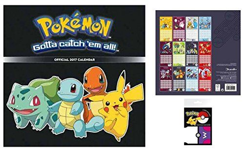 Set: Pokemon, Official Calendar 2017 (12x12 inches) And 1x Credit Card Holder Wallet For Fans Collectible (4x3 inches) - Pokemon Calendar: http://www.www.www.iwantpokemon.comproduct/set-pokemon-official-calendar-2017-12x12-inches-and-1x-credit-card-holder-wallet-for-fans-collectible-4x3-inches-pokemon-calendar/ [ www.iwantpokemon.com - Pokemon store with over 5000 Pokemon Products]