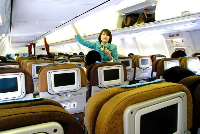Garuda Indonesia: According to the Skytrax 2013, awarded the Best World Airlines for Economy Class, as voted by passengers. #Travel #BestAirline #Spacious #Comfortable #Traveling # Amenities #WorldBestAirlines #GarudaIndonesia #EconomyClass