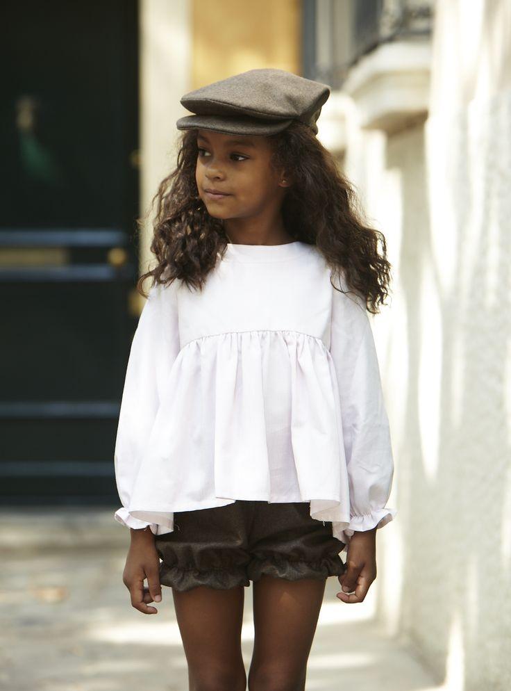 Colección otoño-invierno 2014 de la firma de #moda infantil #pepitobychus…