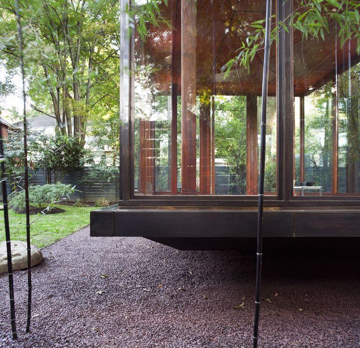 Gallery of Tea House / David Jameson Architect - 5
