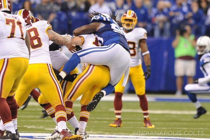 Redskins @ Colts 2014 - HIGHLIGHTS
