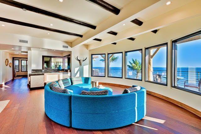 Ground-Up Malibu Beach Estate by Cami Wright Interiors
