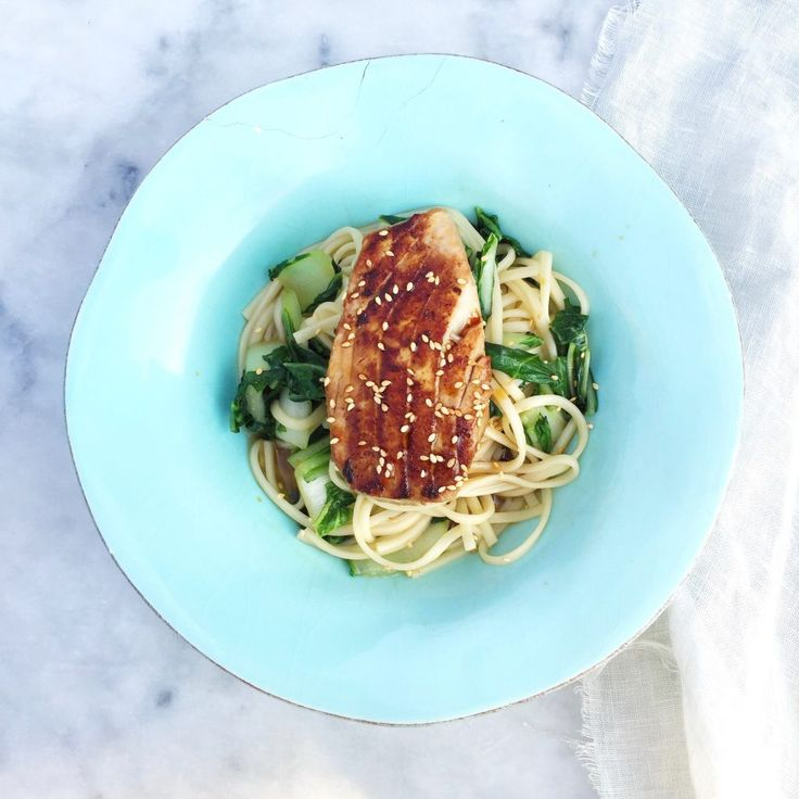 Tonijn recept Japans: verse tonijn bakken via @madebyellen