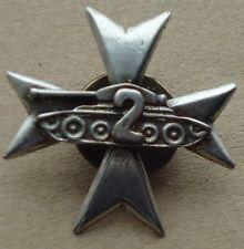 1st Polish Armoured Regiment badge, 2.