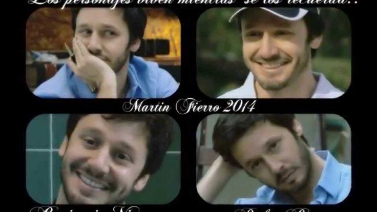 Benjamín Vicuña fue nominado a los Martin  Fierros 2014.
