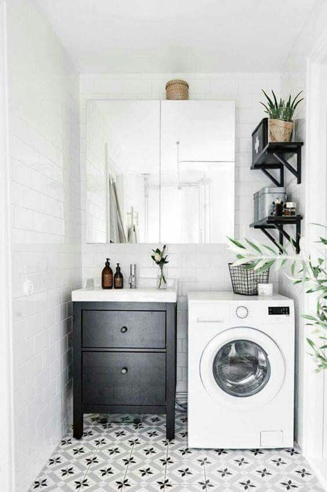 Small Bathroom Vanities and Sinks for Tiny Spaces Apartment