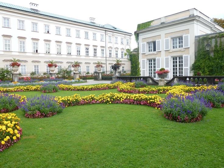 Schloss Mirabell Palace, Salzburg