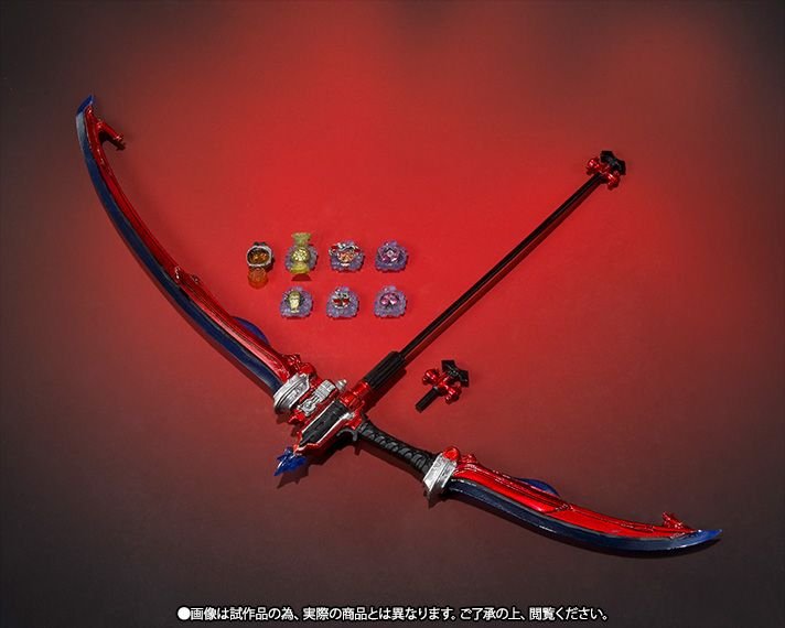S.I.C. 仮面ライダー鎧武 ジンバーレモンアームズ 10