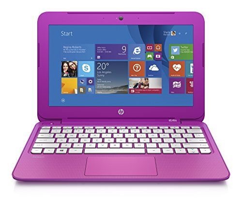 HP Stream 11 Laptop Includes Office 365 Personal for One Year (Orchid Magenta) HP http://smile.amazon.com/dp/B00NSHLTVG/ref=cm_sw_r_pi_dp_X76Nub0WGP5M2