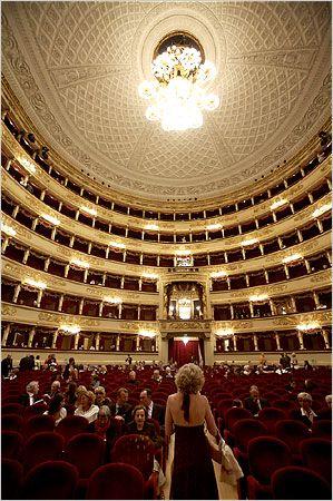 La Scala - Milan, Italy