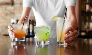 Groupon - One or Two Open-Bar Wristbands at AmeriCAN Beer & Cocktails (Up to 43% Off) in The Strip. Groupon deal price: $20