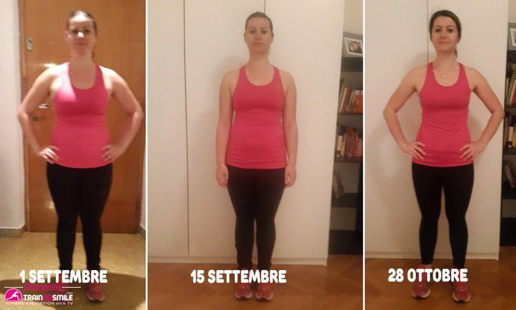 Xtreme Challenge Jonida 2 mesi dopo meno 8,3 kg