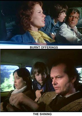 DREAMS ARE WHAT LE CINEMA IS FOR...: BURNT OFFERINGS 1976