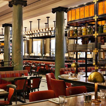'London's Most Fashionable Restaurants', Red Online, August 2014