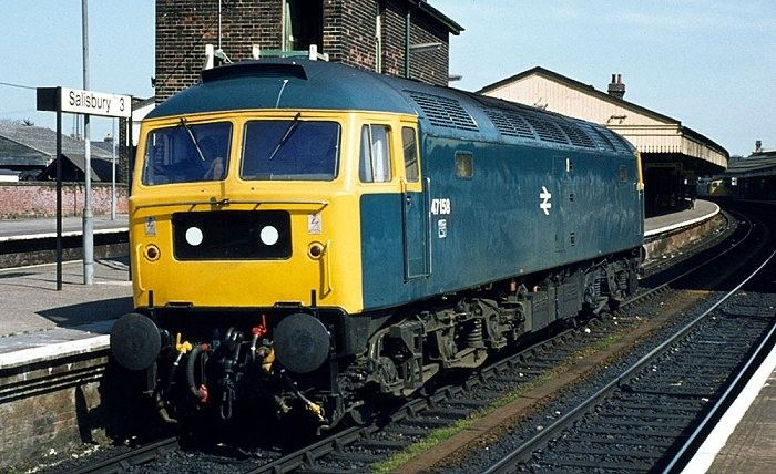 class 47 locomotive - Google Search
