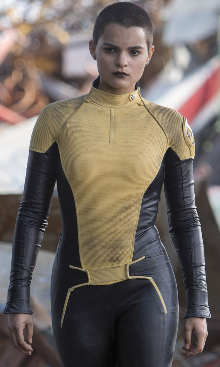 Deadpool: Here's What You Need to Know About Negasonic Teenage Warhead and Colossus