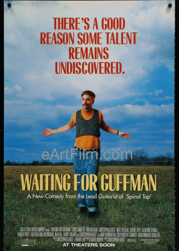 Waiting For Guffman-1996-27x40-Christopher Guest-Parker Posey