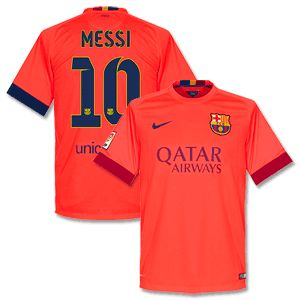 Nike Barcelona Away Messi Shirt 2014 2015 Barcelona Away Messi Shirt 2014 2015 http://www.comparestoreprices.co.uk/football-shirts/nike-barcelona-away-messi-shirt-2014-2015.asp