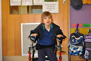 Specialist schools provide education programs for children with developmental delays, autism and moderate to severe intellectual disabilities.
