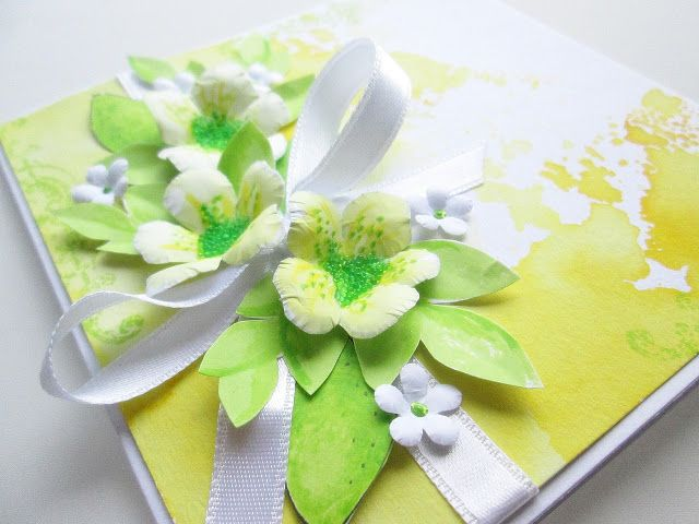Hand-Crafted by Gabi M.: {WEDDINGS} Limette & Citron